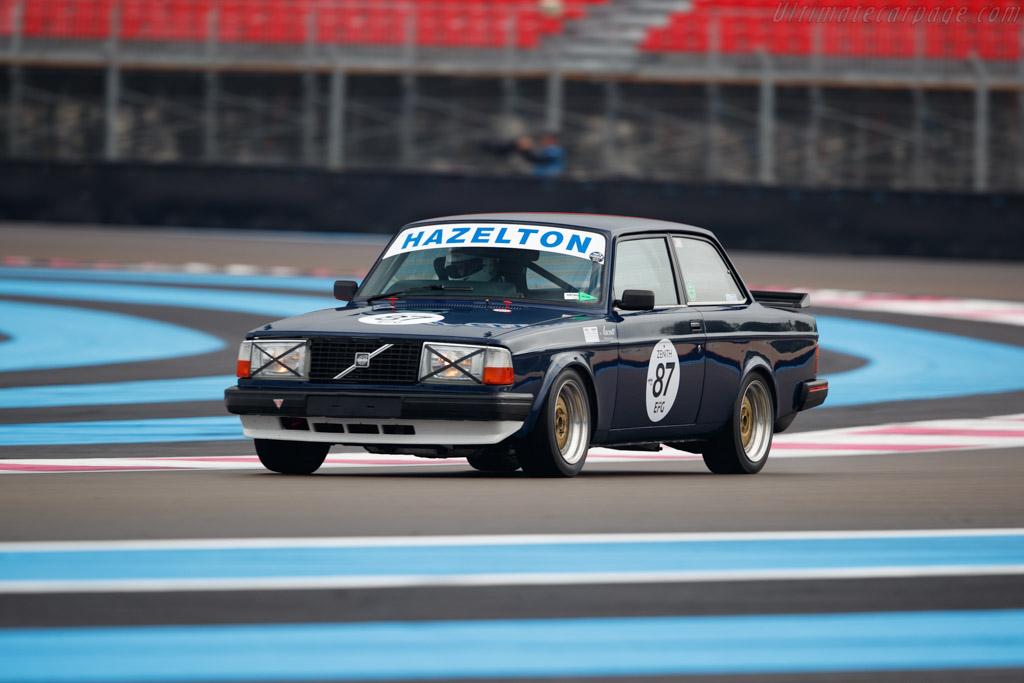 Volvo 240 T  - Driver: Xavier Micheron / Eric Wassermann - 2019 Dix Mille Tours