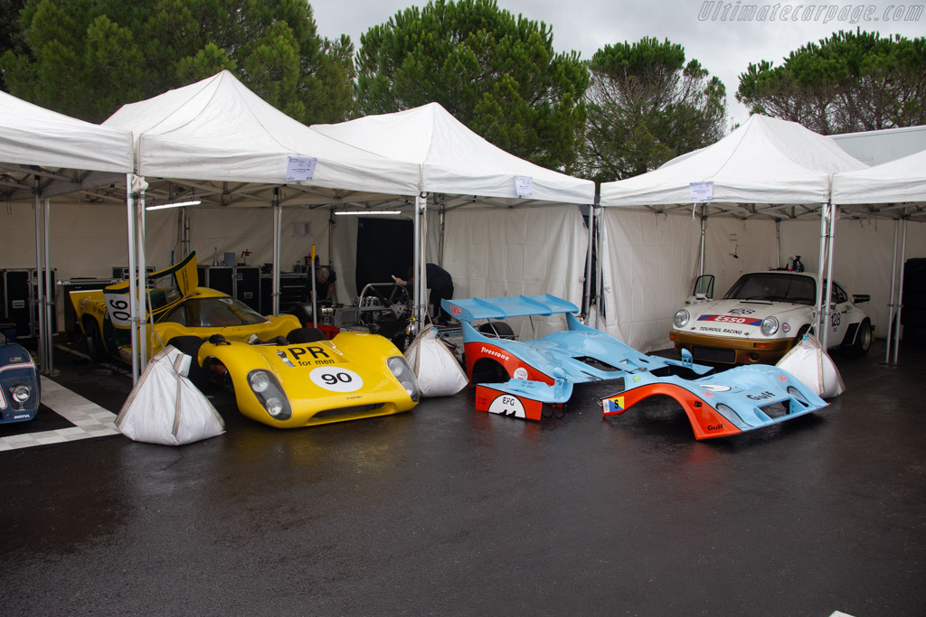 Welcome to Paul Ricard - Chassis: SL76/148  - 2019 Dix Mille Tours