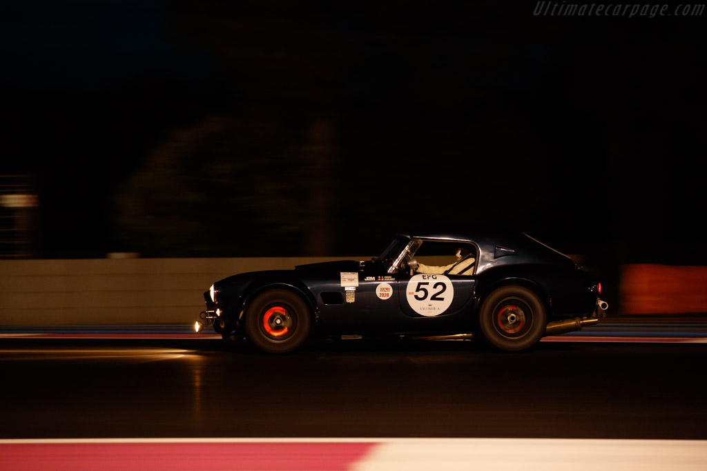 AC Cobra 289 - Chassis: COX6013 - Driver: Yvan Mahe / Jean-Marc Merlin - 2020 Dix Mille Tours