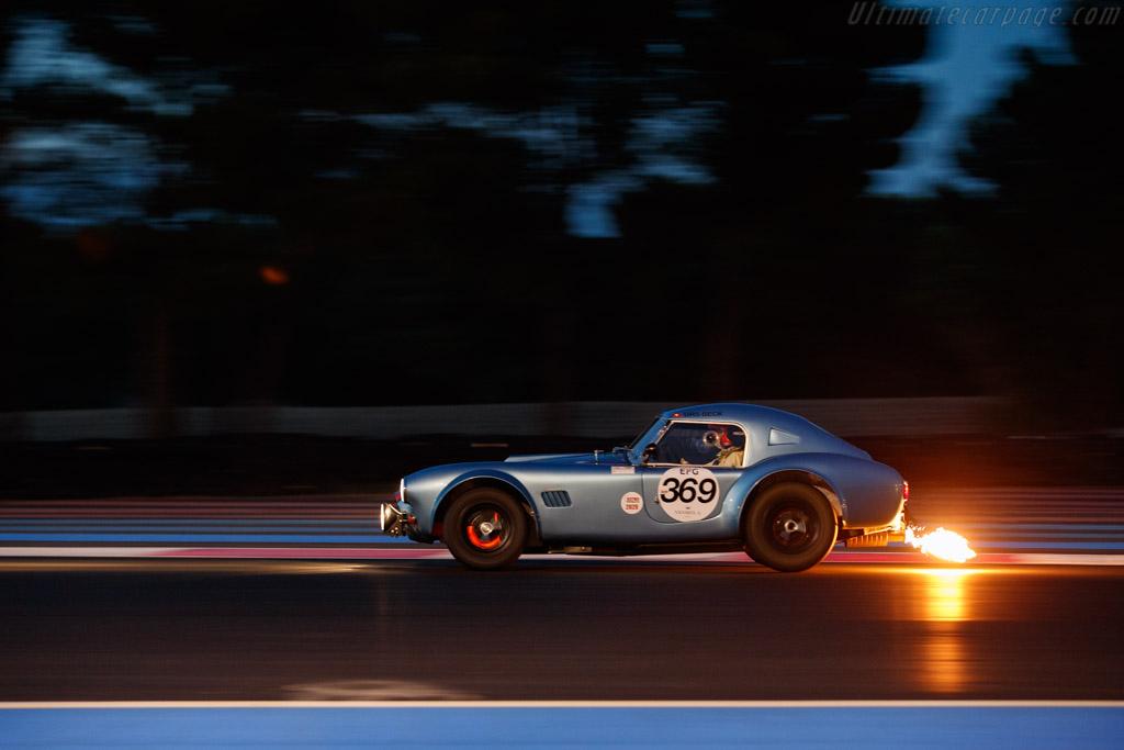 AC Shelby Cobra 289 - Chassis: CSX2301 - Driver: Urs Beck / Patrick Simon - 2020 Dix Mille Tours
