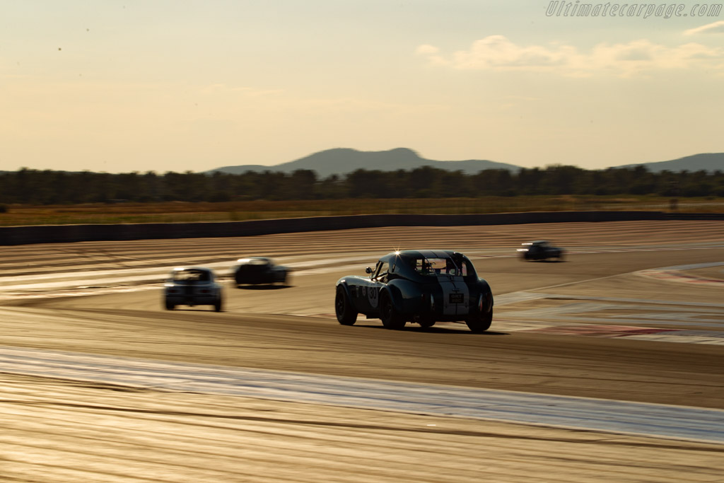 AC Shelby Cobra 289 - Chassis: CSX2485 - Driver: Frédéric Jousset - 2020 Dix Mille Tours
