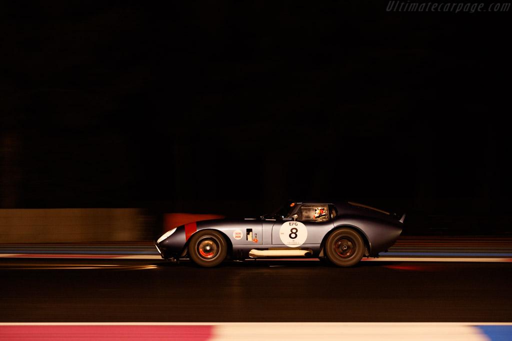 AC Shelby Cobra Daytona  - Driver: Xavier Galant / Olivier Galant - 2020 Dix Mille Tours
