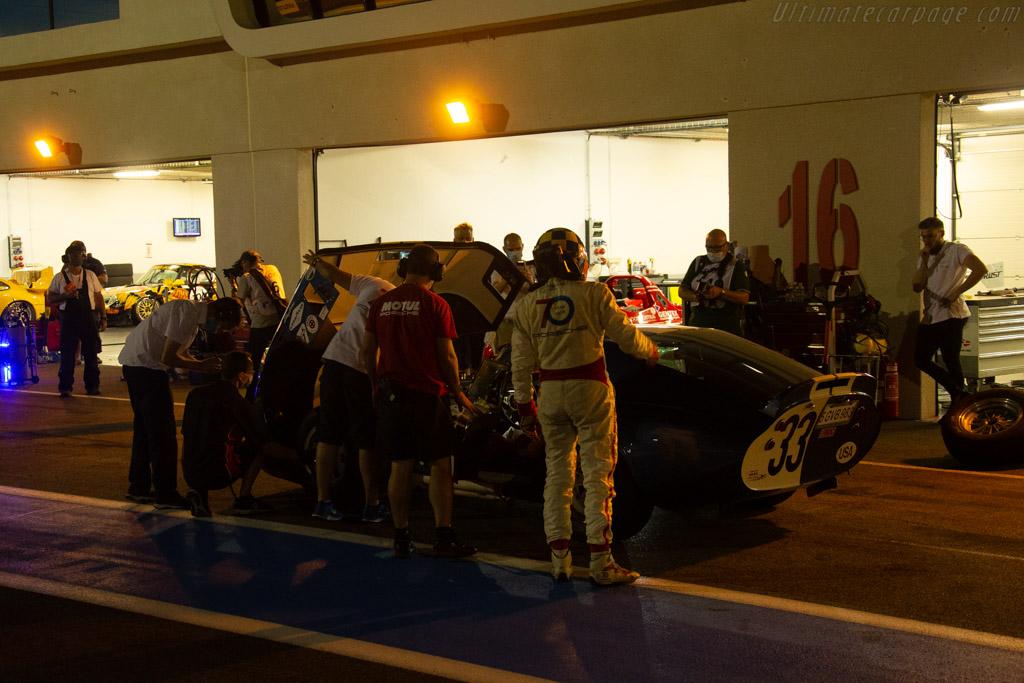 AC Shelby Cobra Daytona - Chassis: CSX2465 - Driver: Michel Lecourt / Raymond Narac - 2020 Dix Mille Tours