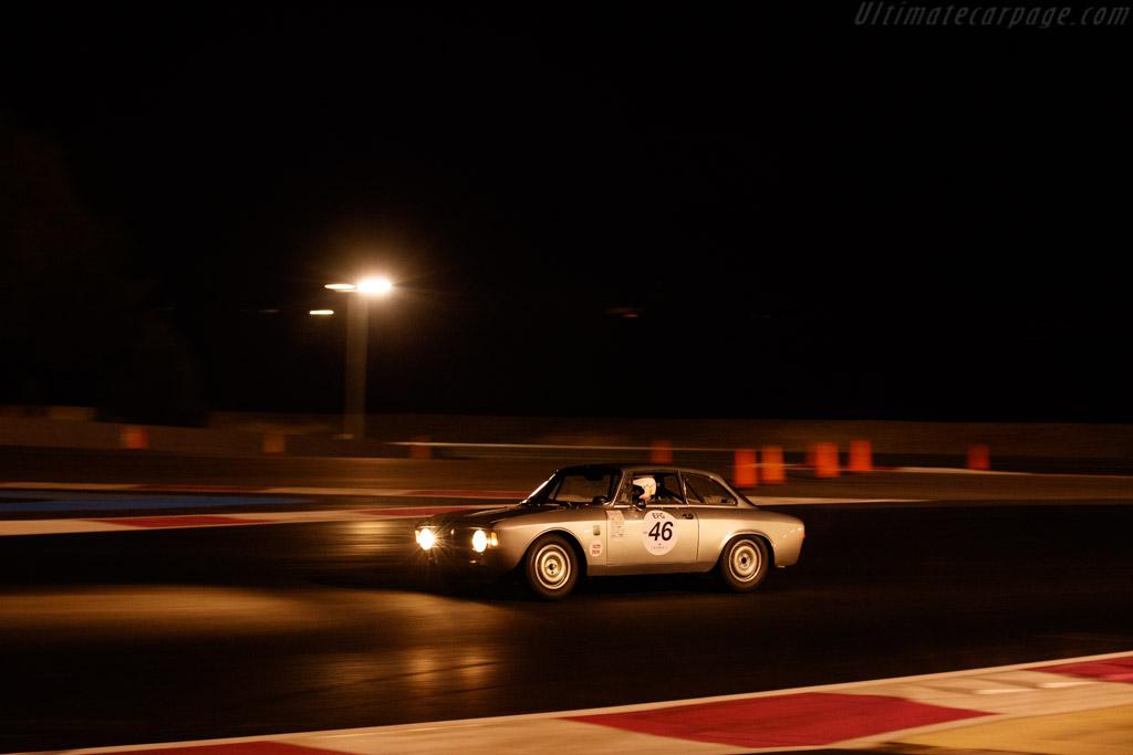 Alfa Romeo Giulia Sprint GT - Chassis: AR617732 - Driver: Alice Bouriez / Christian Bouriez - 2020 Dix Mille Tours