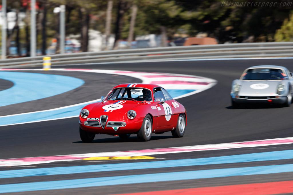 Alfa Romeo Giulietta SZ - Chassis: AR10126 00086 - Driver: Jean-François Piquet - 2020 Dix Mille Tours