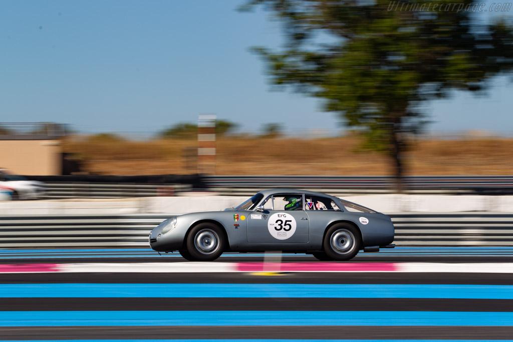 Alfa Romeo Giulietta SZ Coda Tronca - Chassis: AR10126 00197 - Driver: Dominique Poels / Patrick Veyrat - 2020 Dix Mille Tours