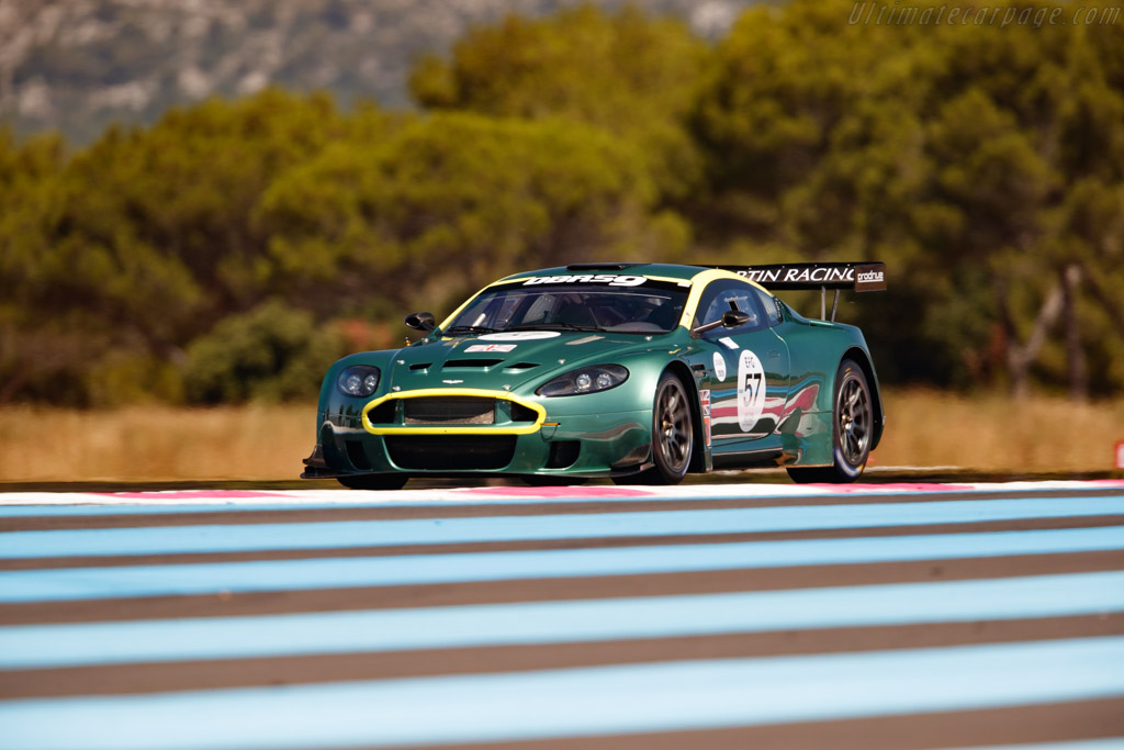 Aston Martin DBRS9 - Chassis: DBRS9/26 - Driver: Romain Belleteste / Geoffroy Peter - 2020 Dix Mille Tours