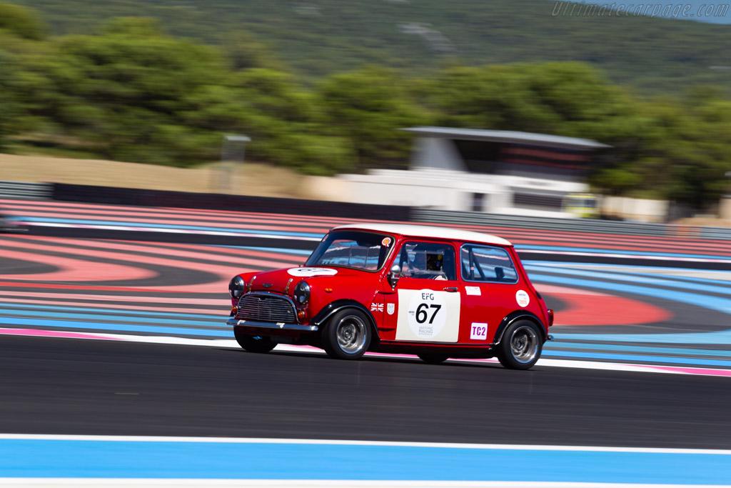 Austin Mini Cooper S  - Driver: Jean-François Piquet / Claude Cassina - 2020 Dix Mille Tours