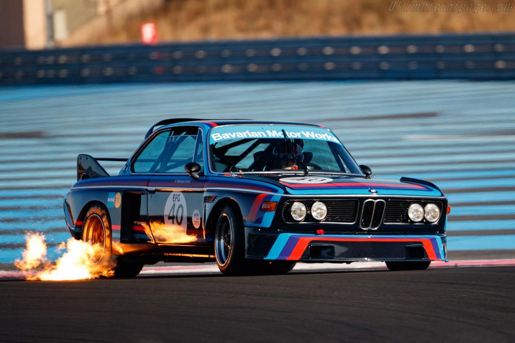 BMW 3.0 CSL  - Driver: Michael Erlich - 2020 Dix Mille Tours