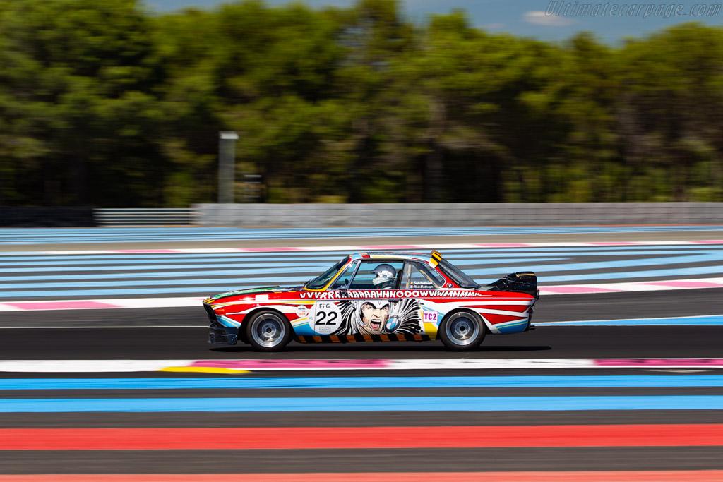 BMW 3.0 CSL  - Driver: Olivier Breittmayer / Emile Breittmayer - 2020 Dix Mille Tours