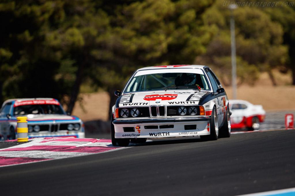 BMW 635 CSI - Chassis: E24 RA1-43 - Driver: Franz Wunderlich - 2020 Dix Mille Tours