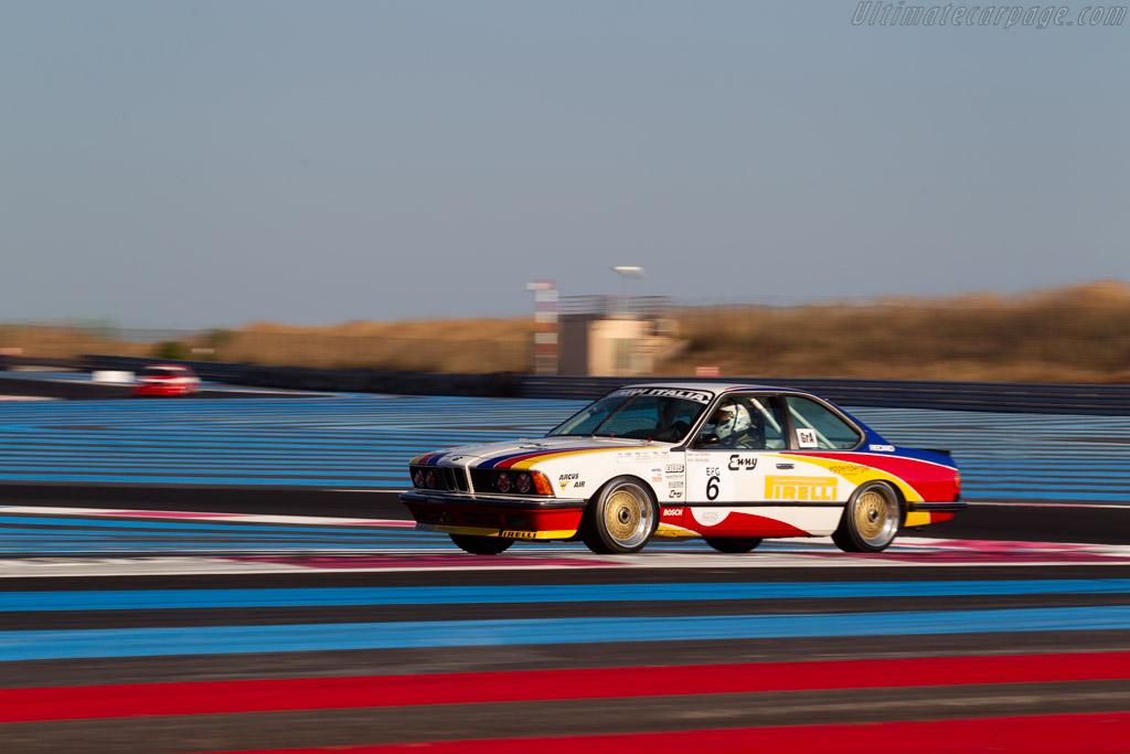 BMW 635 CSI Group A - Chassis: E24 RA2-40 - Driver: Jean-Lou Rihon / Nick Padmore - 2020 Dix Mille Tours