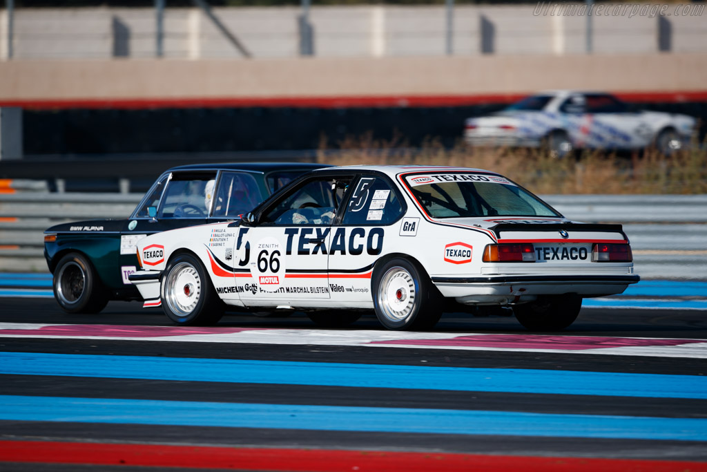 BMW 635 CSI Group A - Chassis: E24 RA1-04 - Driver: Armand Mille - 2020 Dix Mille Tours
