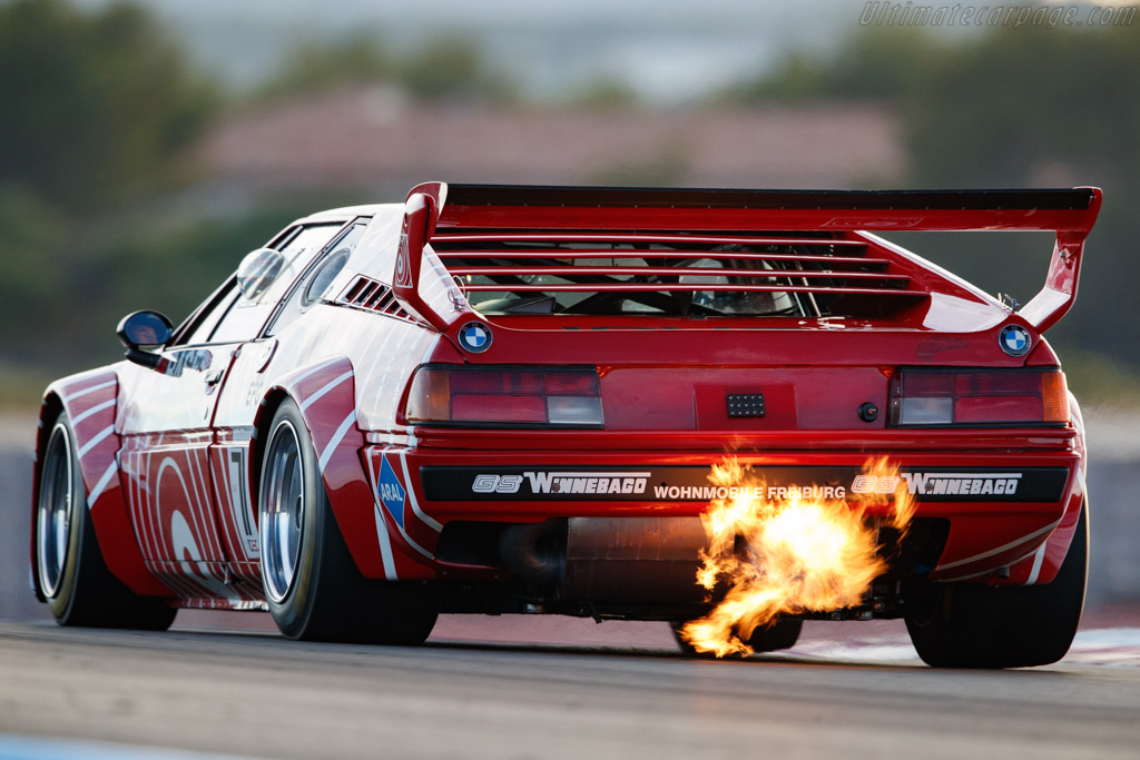 BMW M1 Procar - Chassis: 4301076 - Driver: Guenther Schindler - 2020 Dix Mille Tours