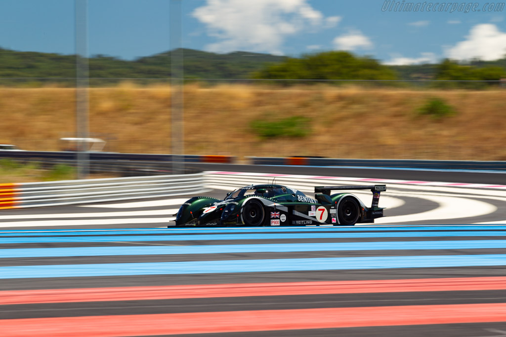 Bentley Speed 8 - Chassis: 004/1 - Driver: Shaun Lynn - 2020 Dix Mille Tours