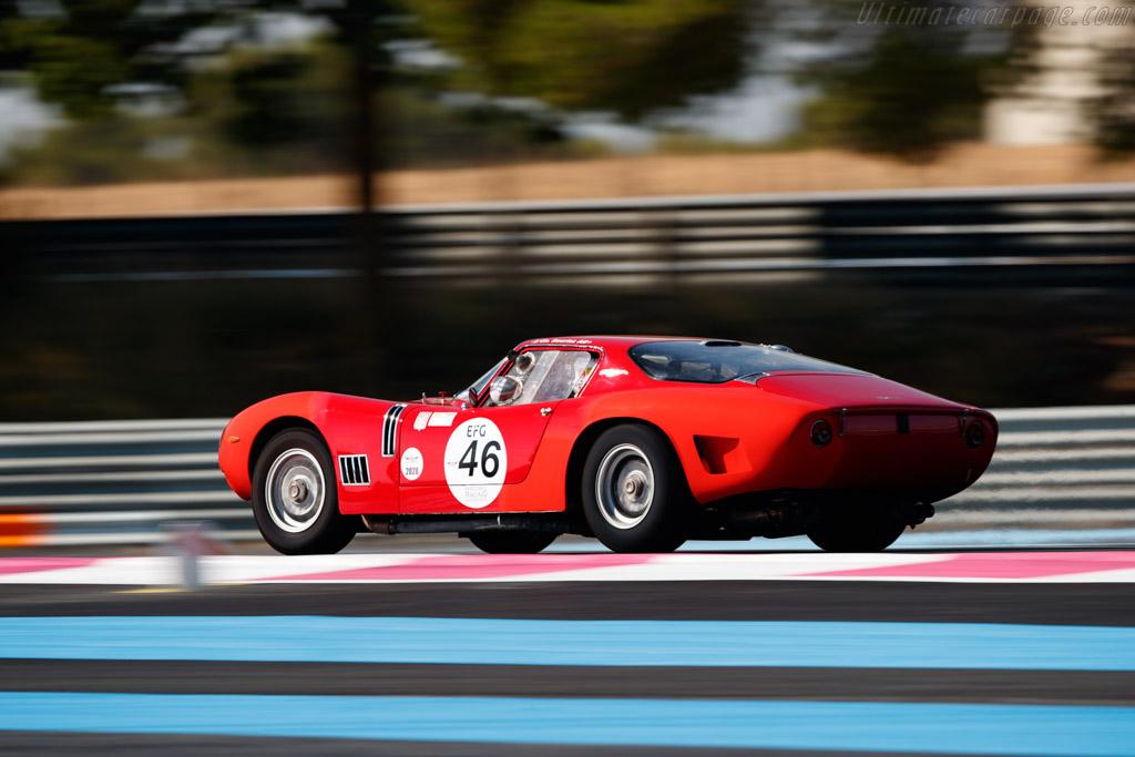 Bizzarrini 5300 GT - Chassis: 1A3 0245 - Driver: Christian Bouriez - 2020 Dix Mille Tours