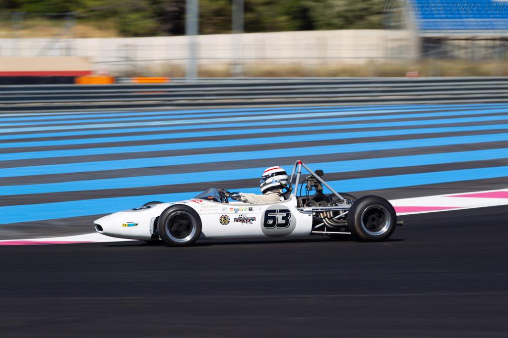Brabham BT18A  - Driver: Christoph Widmer - 2020 Dix Mille Tours