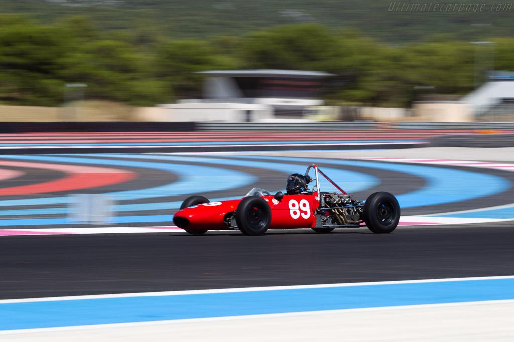 Branca FJ  - Driver: Bruno Ferrari - 2020 Dix Mille Tours