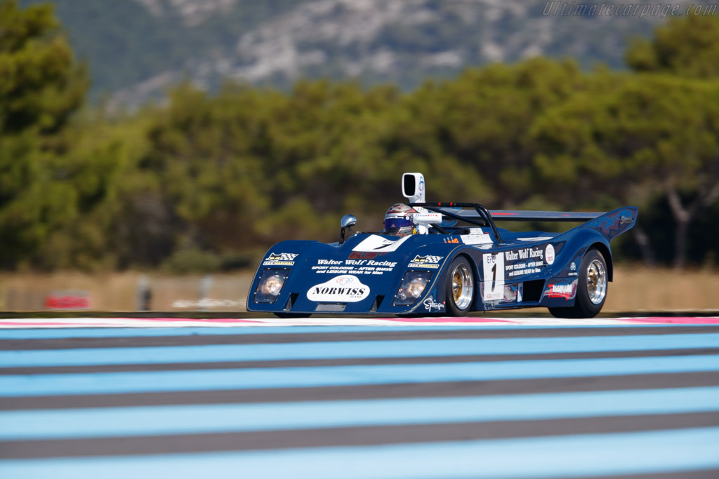 Cheetah G601 - Chassis: 601-2 - Driver: Beat Eggimann - 2020 Dix Mille Tours