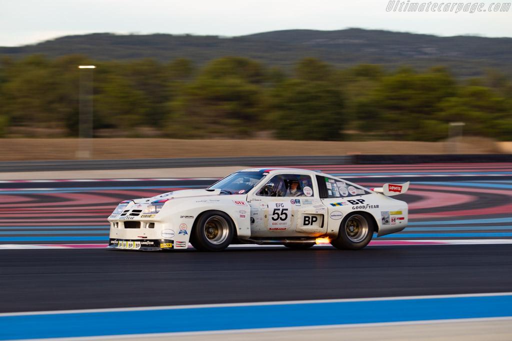 Chevrolet Monza - Chassis: 1R07G52143115 - Driver: Gilles Ceron - 2020 Dix Mille Tours