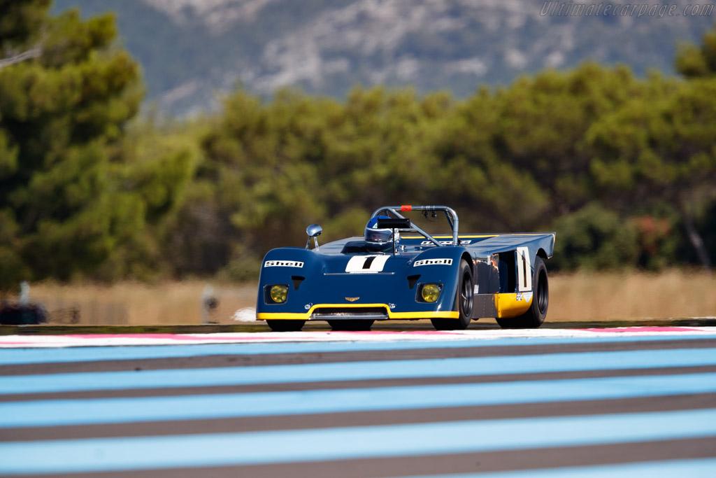 Chevron B19 - Chassis: B19-71-2 - Driver: Alexander Furiani - 2020 Dix Mille Tours