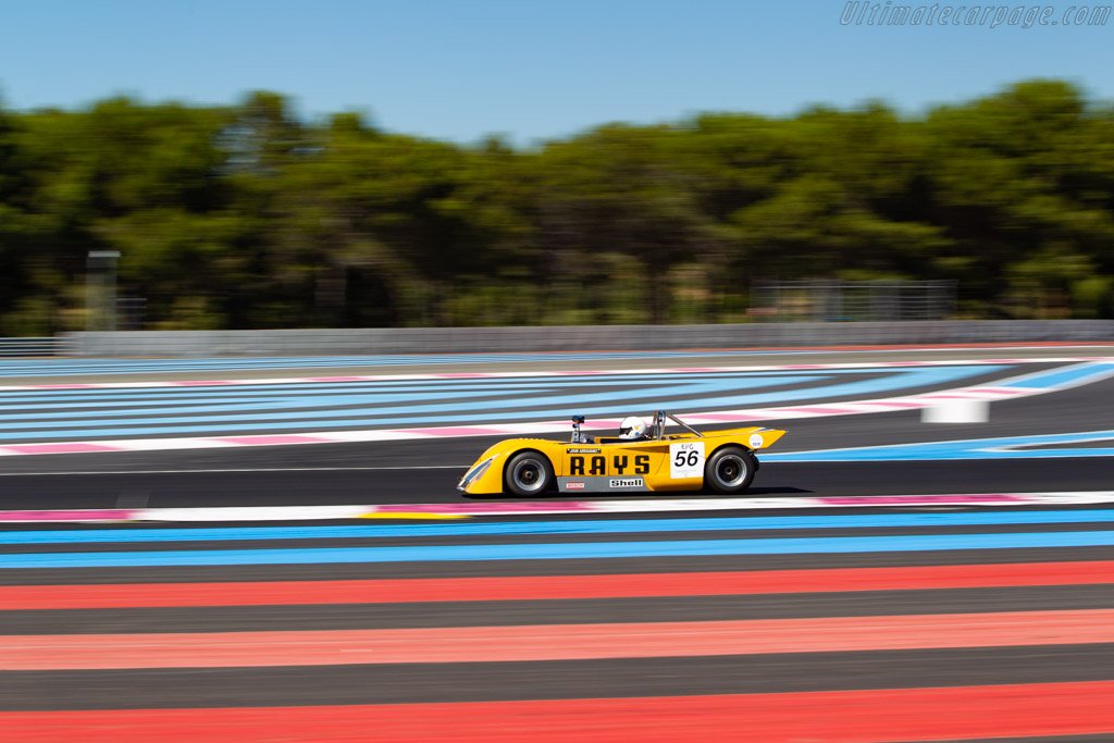 Chevron B19 - Chassis: B19-71-30 - Driver: Joao Paulo Campos Costa / Alexandre Beirao - 2020 Dix Mille Tours