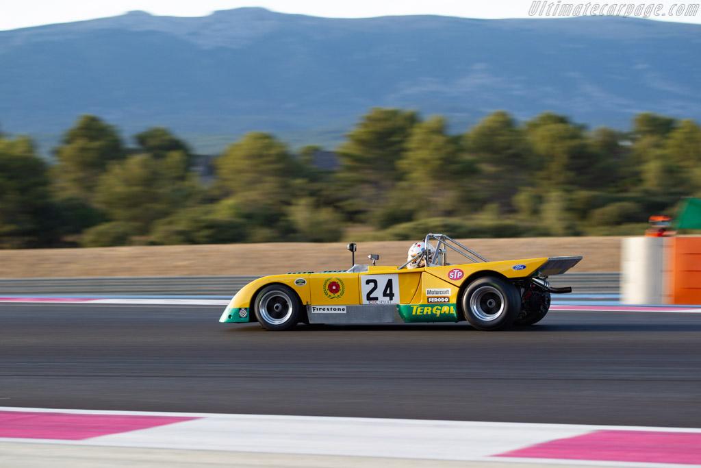 Chevron B21 - Chassis: B21-72-19 - Driver: Jean-Lou Rihon / Nick Padmore - 2020 Dix Mille Tours