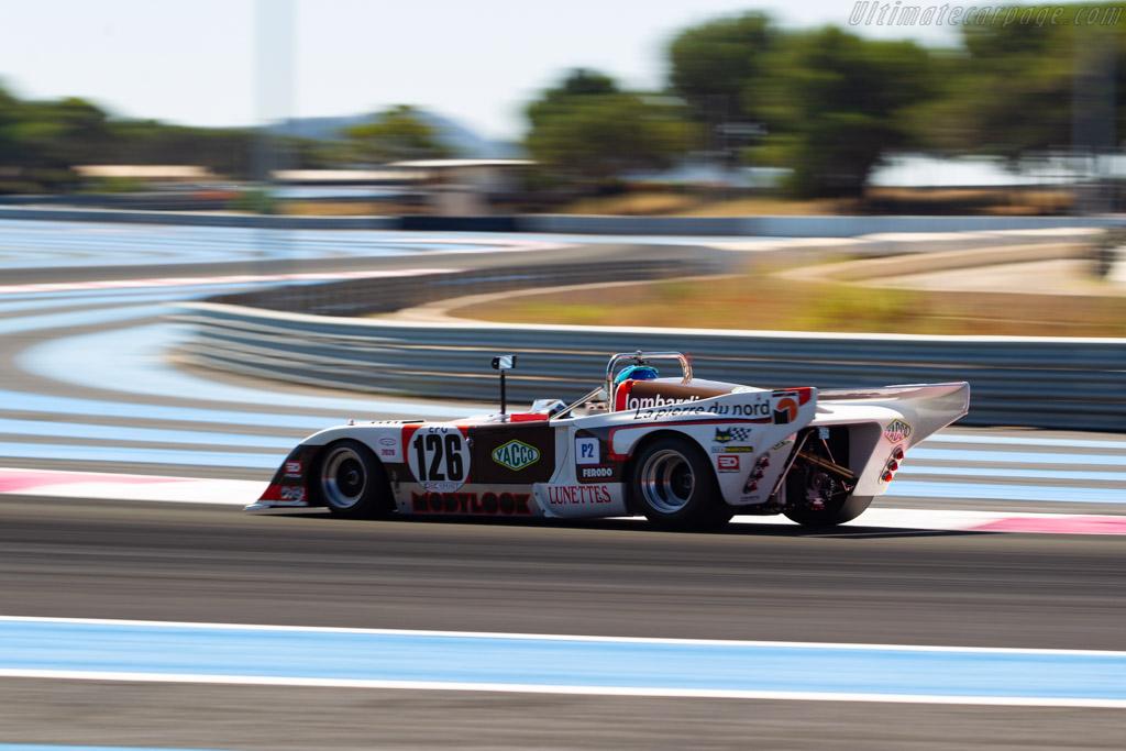 Chevron B36 - Chassis: 36-78-05 - Driver: Francisco Lara Resende - 2020 Dix Mille Tours