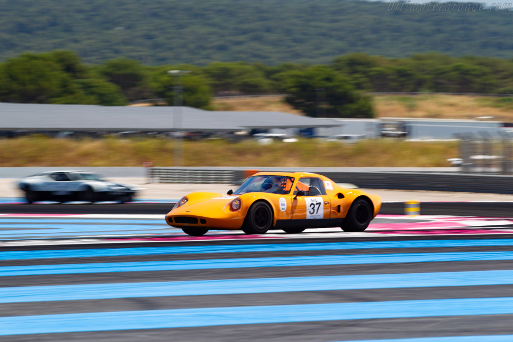 Chevron B6 - Chassis: CH-DBE-06 - Driver: Stephan Koenig - 2020 Dix Mille Tours