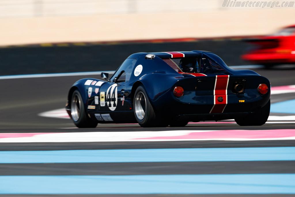 Chevron B8 - Chassis: CH-DBE-52 - Driver: Rory Jack / Patrick Jack - 2020 Dix Mille Tours