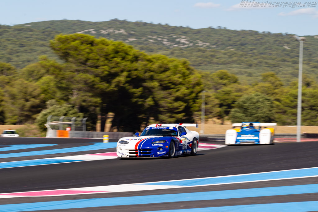 Chrysler Viper GTS/R - Chassis: C20 - Driver: Olivier Bouquet - 2020 Dix Mille Tours