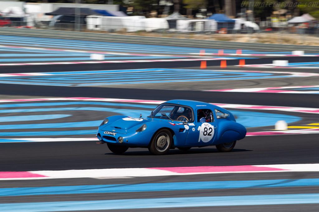 DB HBR5 - Chassis: 1002 - Driver: François Fouquet-Hatevilain - 2020 Dix Mille Tours