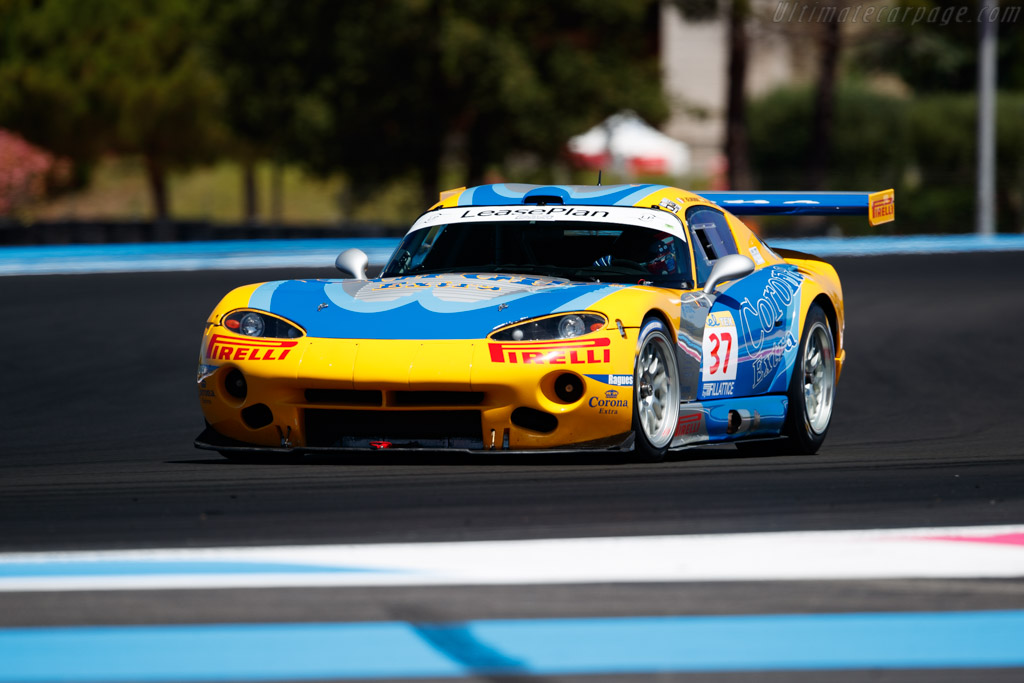 Dodge Viper GTS/R - Chassis: C25 - Driver: Eric Helary - 2020 Dix Mille Tours