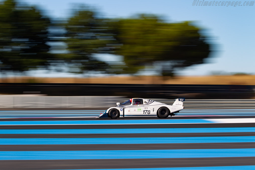 Ecosse C285 - Chassis: 002 - Driver: Pierre-Loup Boch - 2020 Dix Mille Tours
