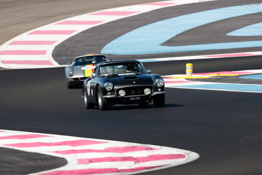 Ferrari 250 GT SWB - Chassis: 3039GT - Driver: Jean-Jacques Bailly - 2020 Dix Mille Tours
