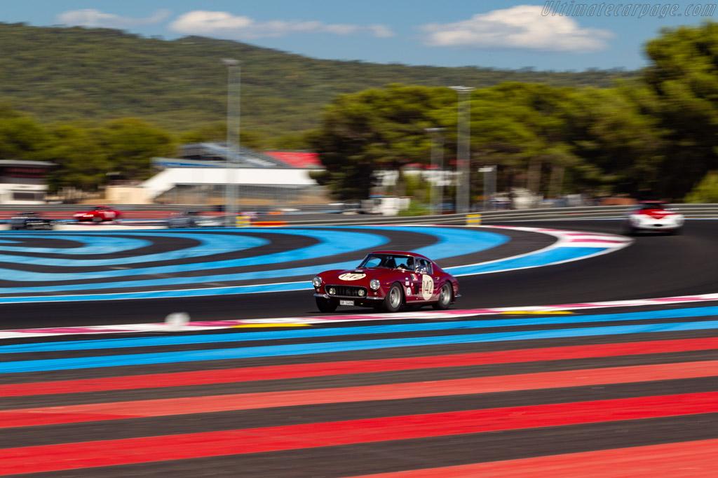 Ferrari 250 GT SWB - Chassis: 2845GT - Driver: Martin Halusa / Niklas Halusa - 2020 Dix Mille Tours
