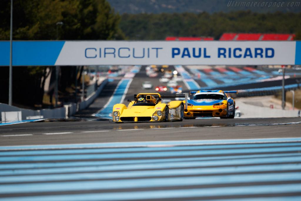 Ferrari 333 SP - Chassis: 034 - Driver: Michel Lecourt / Raymond Narac - 2020 Dix Mille Tours