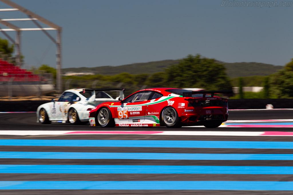 Ferrari 430 GTC - Chassis: 2626 - Driver: Charlie Remnant - 2020 Dix Mille Tours