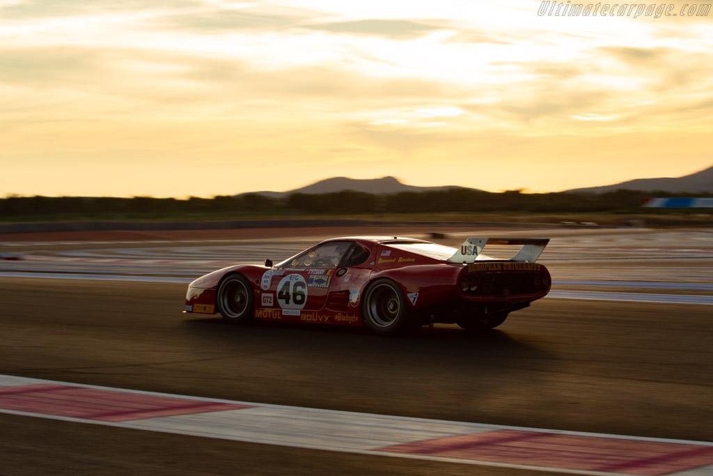 Ferrari 512 BBLM - Chassis: 35525 - Driver: Christian Bouriez - 2020 Dix Mille Tours