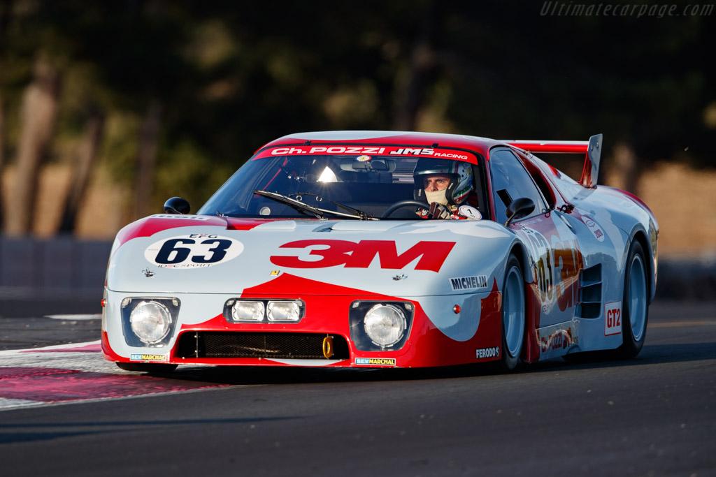 Ferrari 512 BBLM - Chassis: 26685 - Driver: Pierre Mellinger / Tommaso Gelmini - 2020 Dix Mille Tours