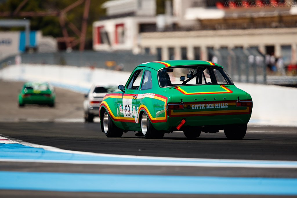 Ford Escort 1600 RS - Chassis: CCATK101440 - Driver: Franco Meiners - 2020 Dix Mille Tours