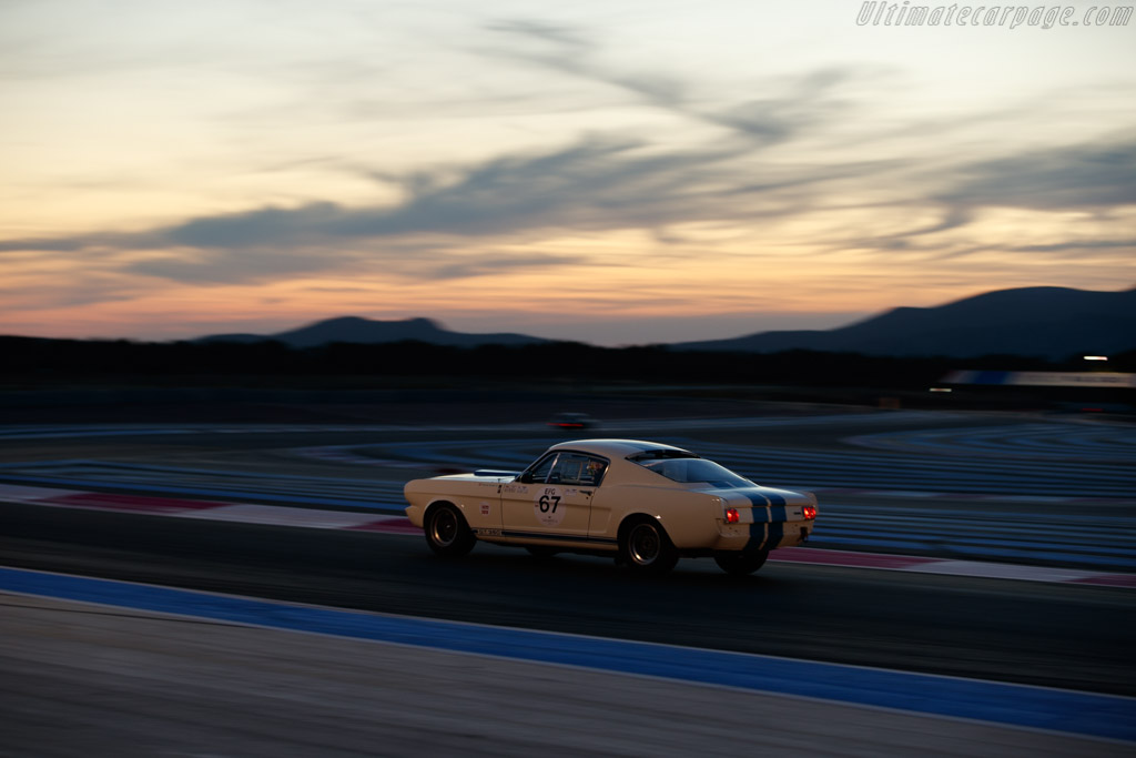 Ford Shelby Mustang GT350 - Chassis: SFM6S508 - Driver: Thomas Studer - 2020 Dix Mille Tours