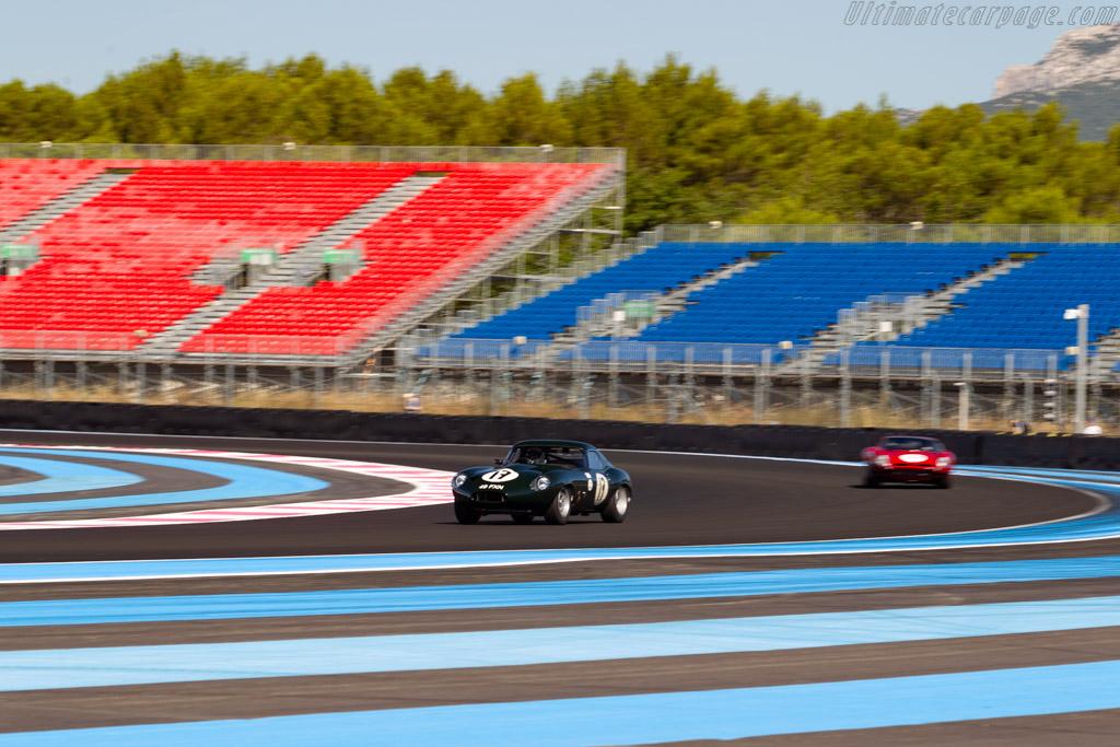 Jaguar E-Type Lightweight Coupe  - Driver: Niklas Halusa / Lukas Halusa - 2020 Dix Mille Tours