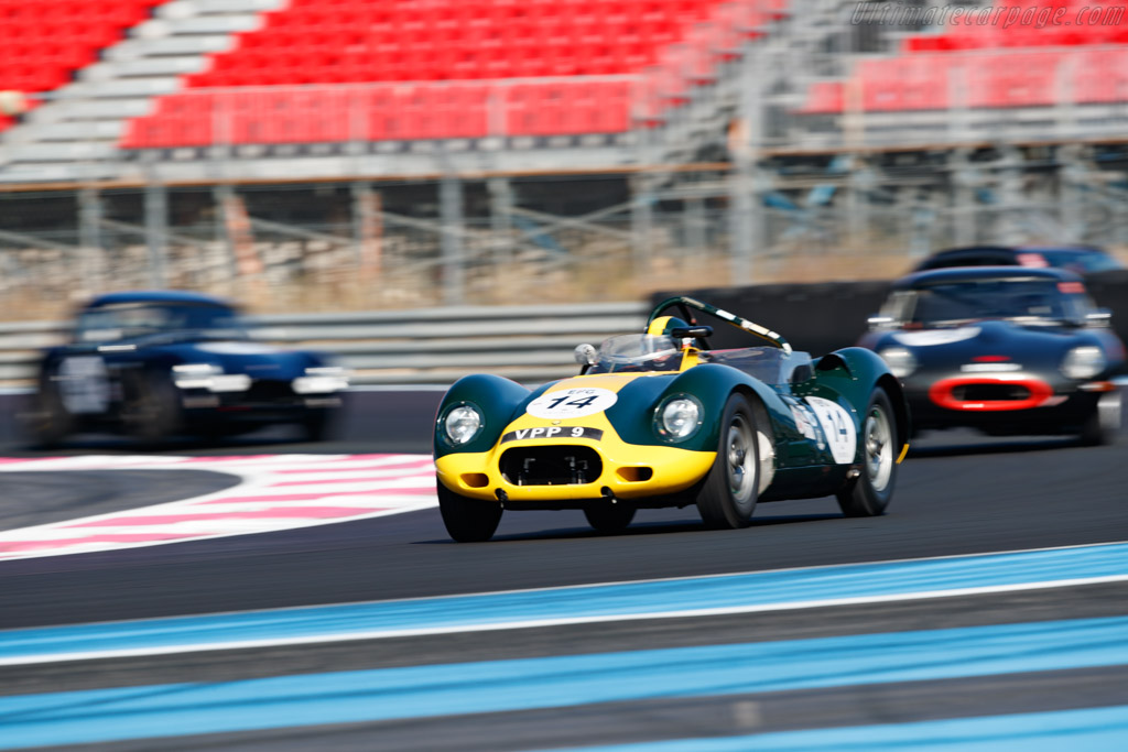 Lister Knobbly - Chassis: BHL 3 - Driver: Jan Gijzen / Anthony Schrauwen - 2020 Dix Mille Tours