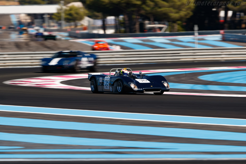 Lola T210 - Chassis: SL210/09 - Driver: Armand Mille - 2020 Dix Mille Tours