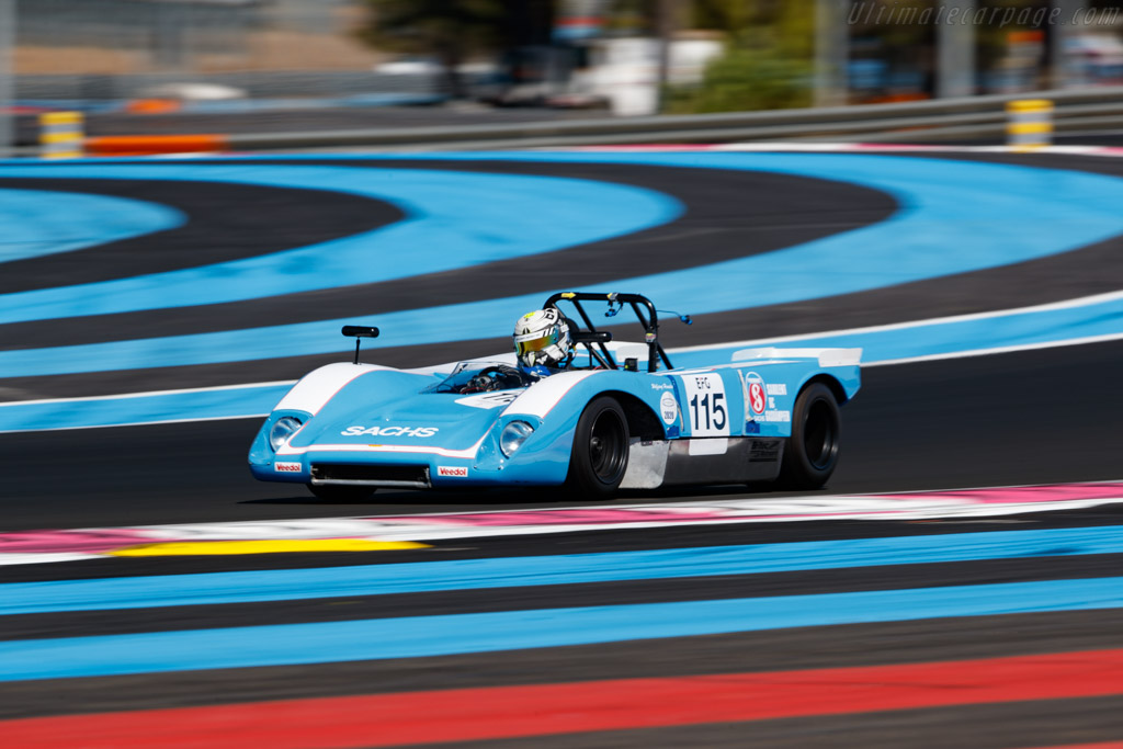 Lola T210 - Chassis: SL210/08 - Driver: Wolfgang Henseler - 2020 Dix Mille Tours