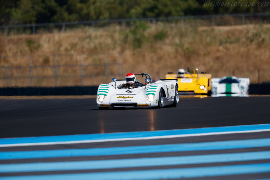 Lola T212 - Chassis: HU23 - Driver: Serge Kriknoff - 2020 Dix Mille Tours