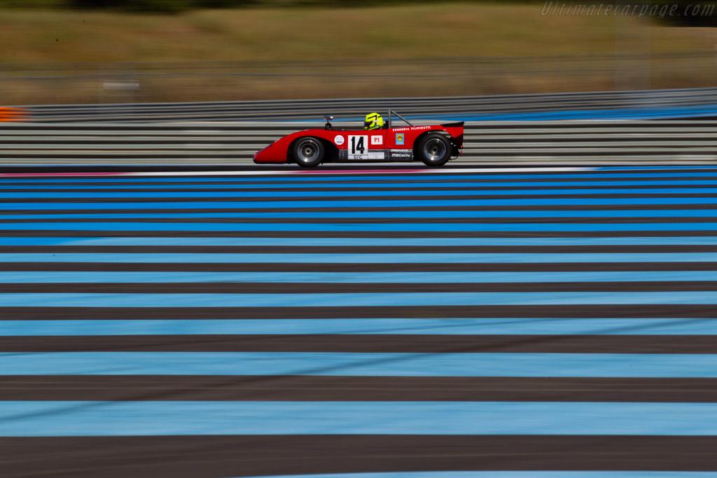 Lola T212 - Chassis: HU18 - Driver: Mauro Poponcini / Thomas Jamin - 2020 Dix Mille Tours