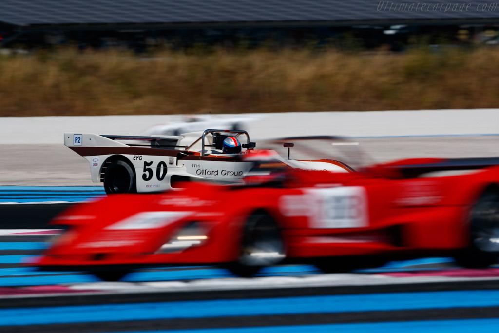 Lola T286 - Chassis: HU10 - Driver: Maxime Guenat - 2020 Dix Mille Tours