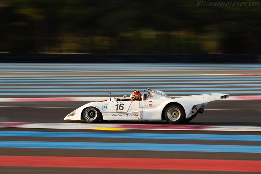 Lola T298 - Chassis: HU101 - Driver: Paul Lafargue - 2020 Dix Mille Tours